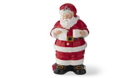 'Twas Santa Cookie Jar