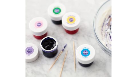 Wilton Gel-Based Food Color, 12-Pack