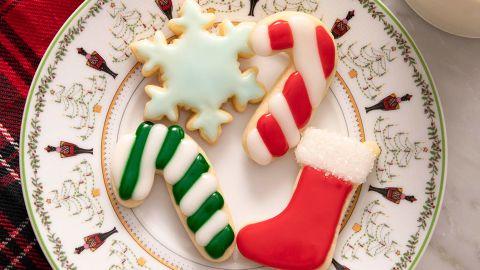 Preppy Kitchen's Sugar Cookie Icing