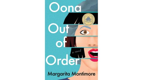 'Oona Out of Order' by Margarita Montimore