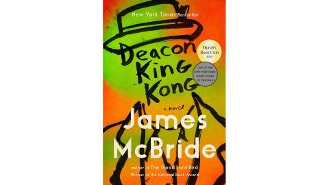 'Deacon King Kong' by James McBride