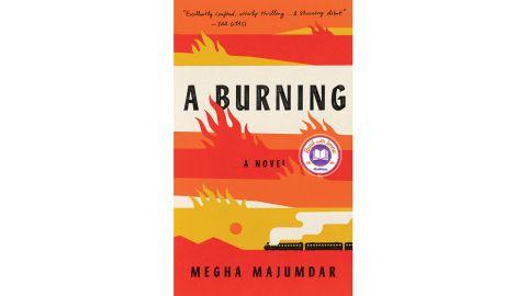 'A Burning' by Megha Madjumdar