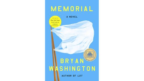 'Memorial' by Bryan Washington