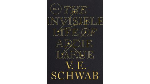 'The Invisible Life of Addie LaRue' by E.V. Schwab