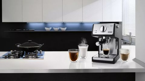 Coffee and espresso makers at Target