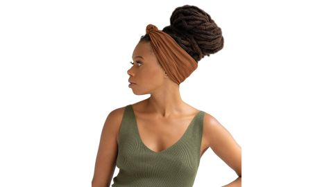 The Wrap Life Ribbed Stretch Bandie