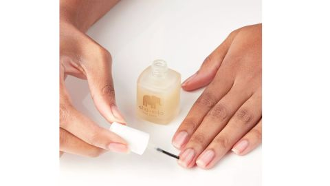 Ella+Mila Nail Care Nail Enamel Primer in All About the Base