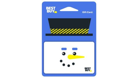 Holiday Best Buy Gift Card
