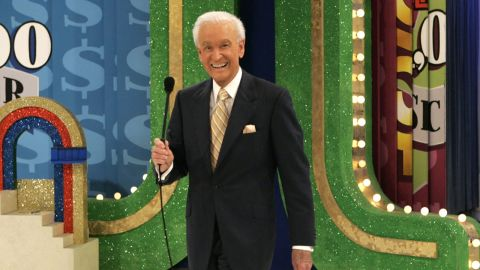 """Bob Barker hosted """"The Price Is Right"""" for 35 years before retiring in 2007."""