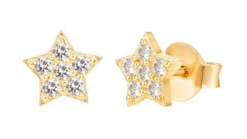 Pavoi 14K Gold-Plated Sterling Silver Celestial Earrings