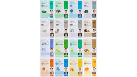Dermal Korea Collagen Essence Sheet Mask Combo Pack