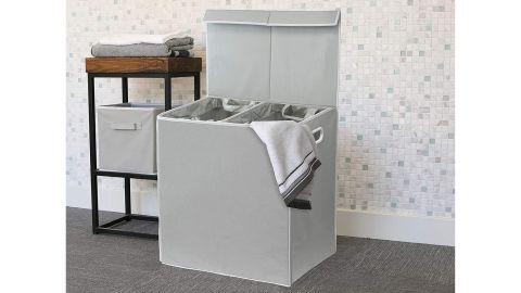 Simple Houseware Double Laundry Hamper