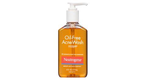 Neutrogena Oil-Free Acne Wash With Salicylic Acid, 6-Ounce