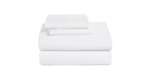 Treasure & Bond Linen-Cotton Sheet Set