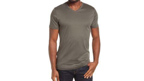 Robert Barrakett Georgia Regular Fit V-Neck T-Shirt
