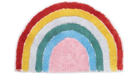 Ban.do Floor Mat in Rainbow