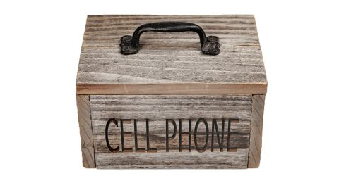 Cell Phone Box