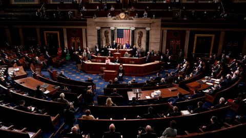 Congress begins its joint session.