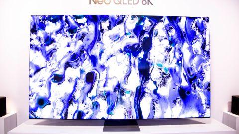 Samsung's flagship QN900A Neo QLED