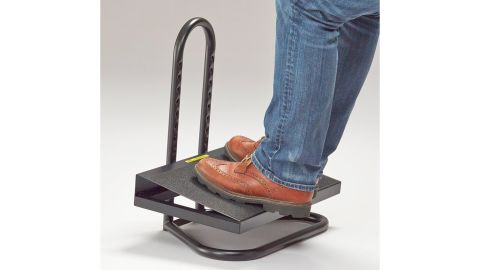 Safco Products Ergonomic Industrial Footrest