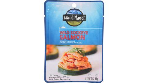 Wild Planet Wild Sockeye Salmon