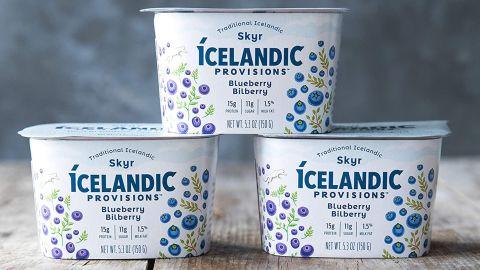 Icelandic Provisions Traditional Skyr Yogurt