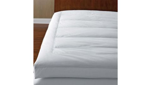 Pillowtop 5-Inch King Down Featherbed Mattress Topper