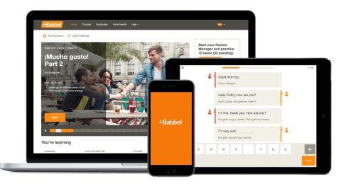 Babbel Language Software