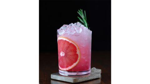 Amy Traynor's Grapefruit & Pomegranate Sour