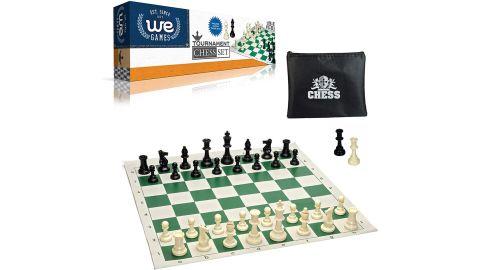 WE Games Tournament Chess Set
