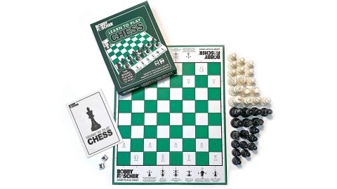 Bobby Fischer Learn to Play Chess by WE Games