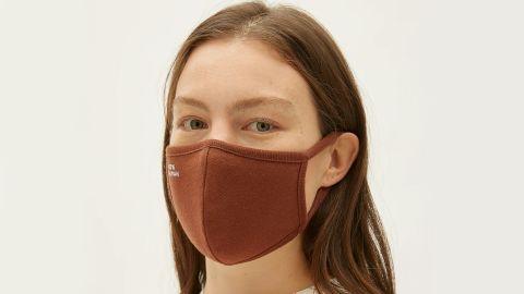 Everlane The 100% Human Face Masks, 5-Pack