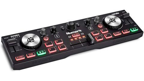 Numark DJ2GO2 Touch Compact 2 DJ Controller