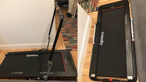 Our Treadly 2 Pro at home