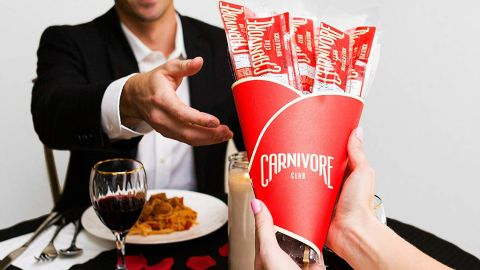 Carnivore Club Exotic Jerky Bouquet