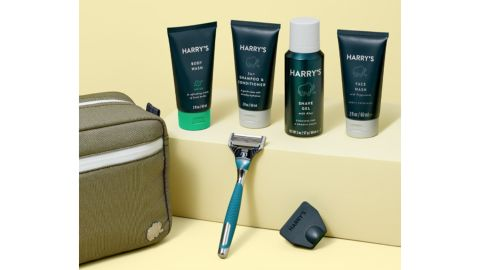 On-the-Go Gift Set With Toiletry Bag