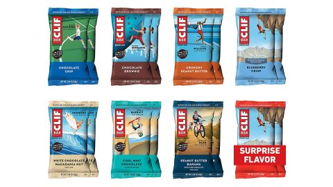 Clif Bar Best Sellers Variety Pack