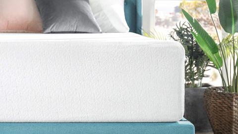 Zinus Memory Foam 6-Inch Green Tea Mattress, Narrow Twin