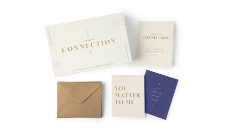 A Year of Connection Stationery