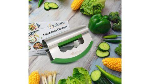 2Kokoro Mezzaluna Salad Chopper