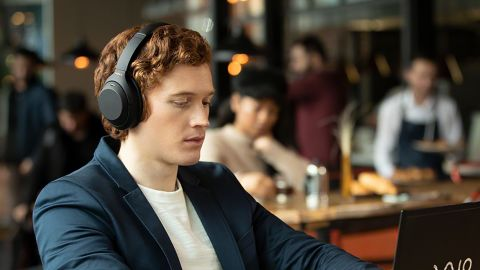Sony WH-1000XM4 Wireless Over the Ear Headphones