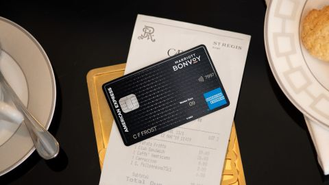Frequent Marriott guests may find that all the perks of the Marriott Bonvoy Brilliant American Express card are easily worth the cost.