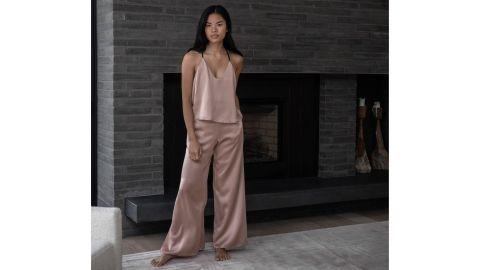 Lunya Washable Silk Cami Pant Set