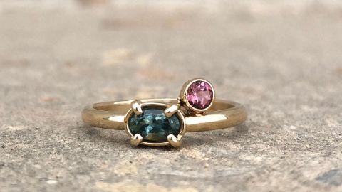 RachelPfefferDesigns Gold Ring