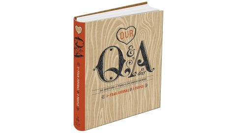 Our Q&A a Day: Three-Year Journal for Two People