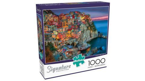 Buffalo Games Cinque Terre 1,000-Piece Jigsaw Puzzle