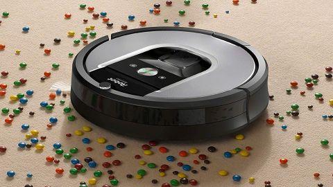 Refurbished iRobot Roomba 960 Robotic Vacuum