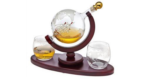 Godinger Whiskey Decanter