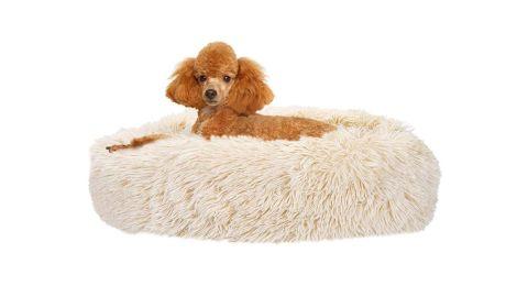 SlowTon Calming Dog Bed