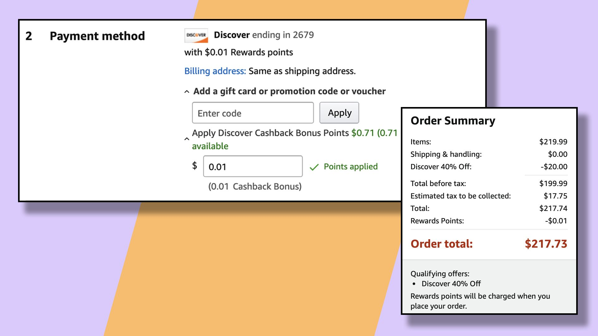 Save up to 9% at Amazon with Discover credit cards CNN Underscored